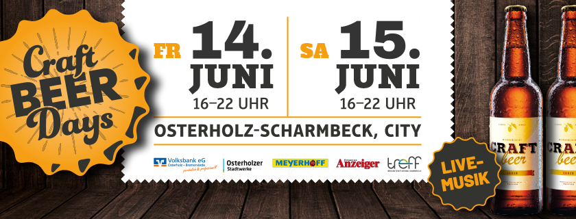 craft beer days 2019